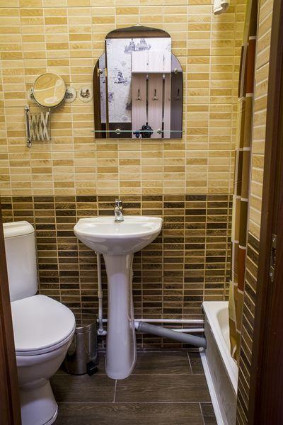 Отель Гостевой Дом Романовых, категория апартаменты студио