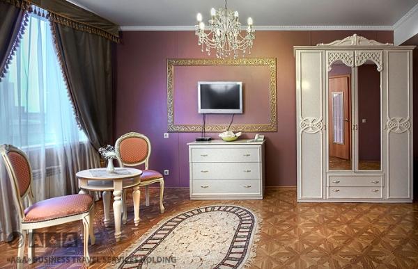 Отель Де Пари, категория люкс