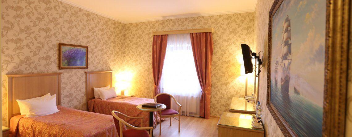Отель Николаевский Посад, категория стандарт 2-местный DBL / TWIN