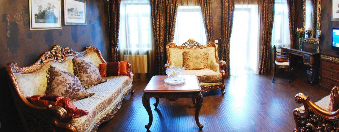 Отель Николаевский Посад, категория семейный (4 чел)