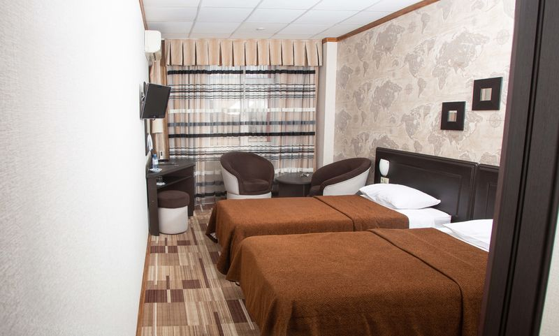Отель Форум Плаза, категория Бизнес класс 2-местный