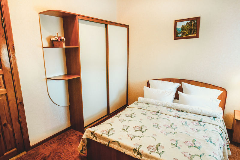 Отель Соловьиная роща, категория эконом 1-комнатный 2-местный эконом плюс