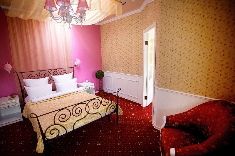 Отель Соловьиная роща, категория люкс ПК люкс