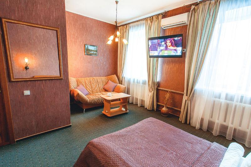 Отель Соловьиная роща, категория люкс люкс
