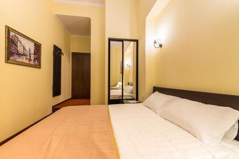 Отель Соло Панорама Дворцовая площадь, категория делюкс 2-местный double