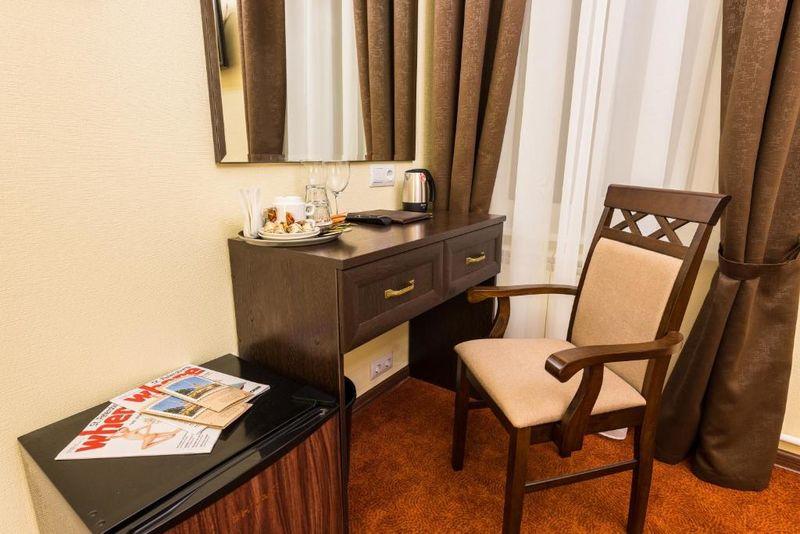 Отель Соло Панорама Дворцовая площадь, категория делюкс 2-местный twin