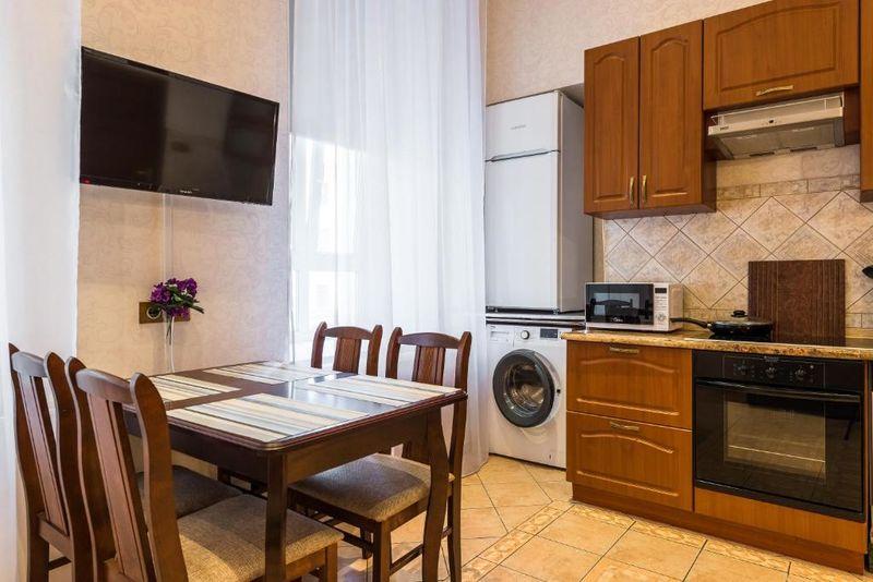 Отель Соло Панорама Дворцовая площадь, категория апартаменты