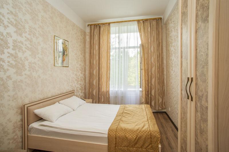 Отель Первомайская, категория улучшенный 2-местный