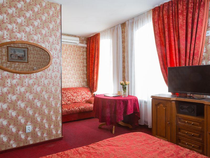 Отель Евразия, категория делюкс