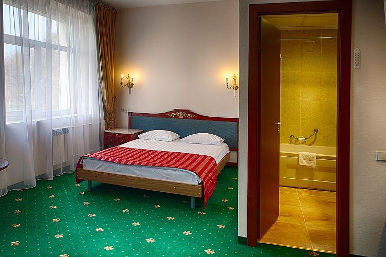 Отель Отель Парк Крестовский, категория   Категория 1