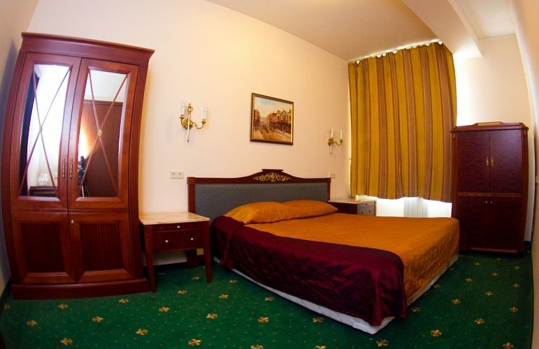 Отель Отель Парк Крестовский, категория семейный улучшенный