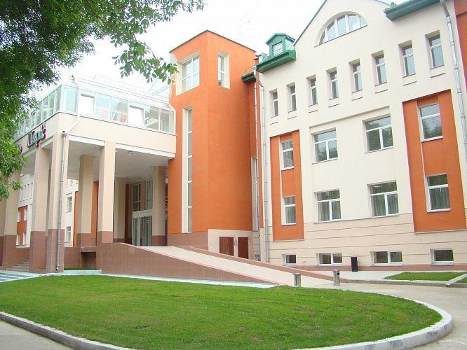 Отель Отель Парк Крестовский, фото 1