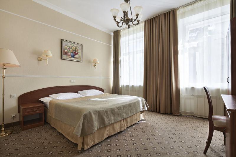 Отель Багратион, категория стандарт Double / Twin