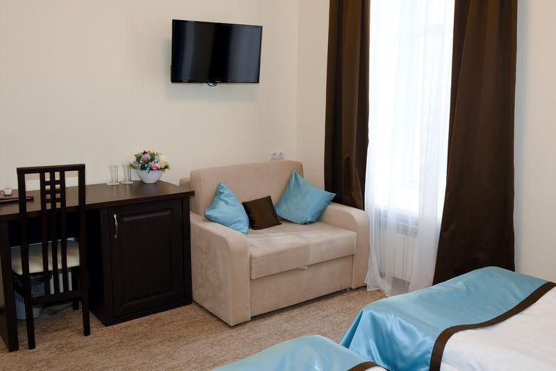 Отель Суворовъ, категория 3-местный семейный