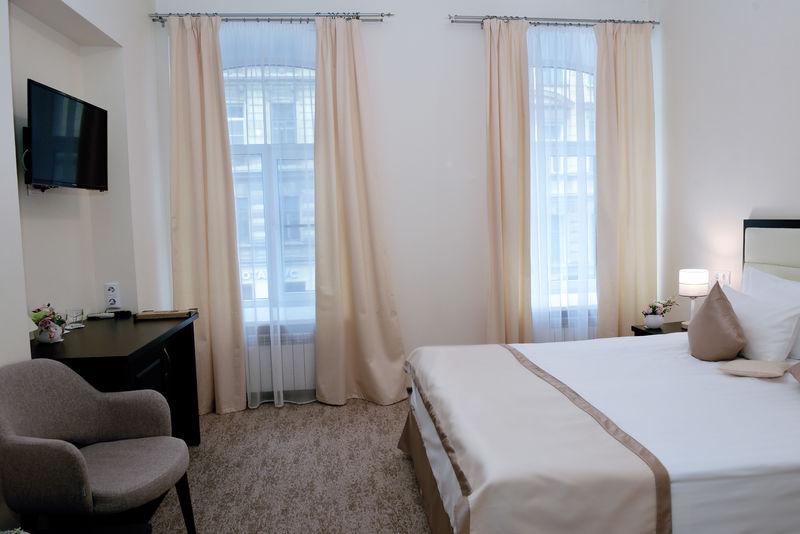 Отель Суворовъ, категория 2-местный Double комфорт