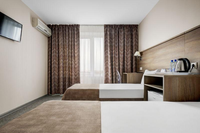 Отель Звездная, категория стандартный 2-местный