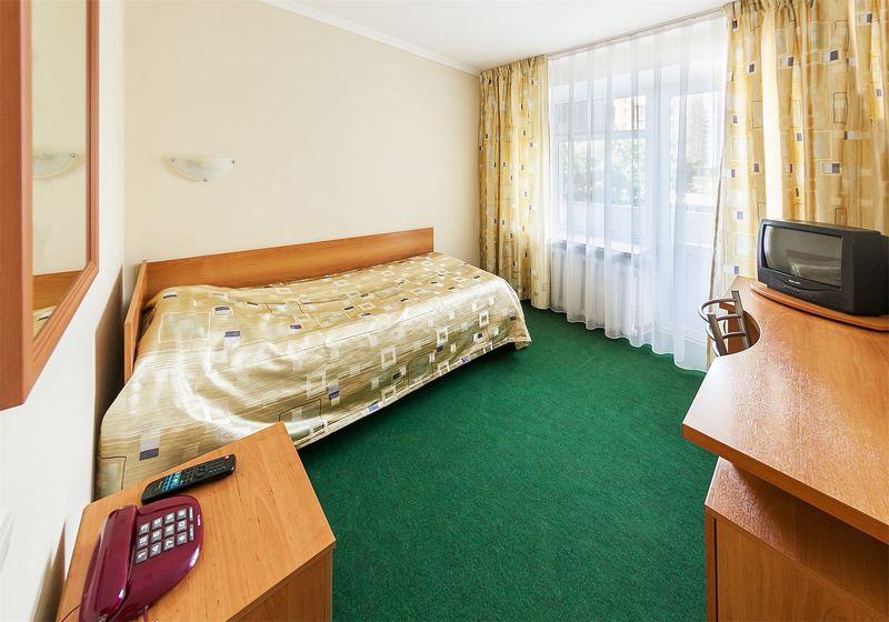 Отель Москва, категория эконом 1-местный