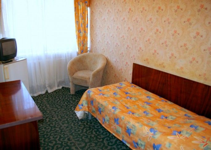 Отель Кавказ, категория эконом single