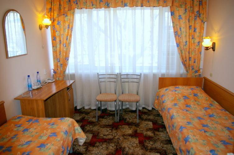 Отель Кавказ, категория эконом twin
