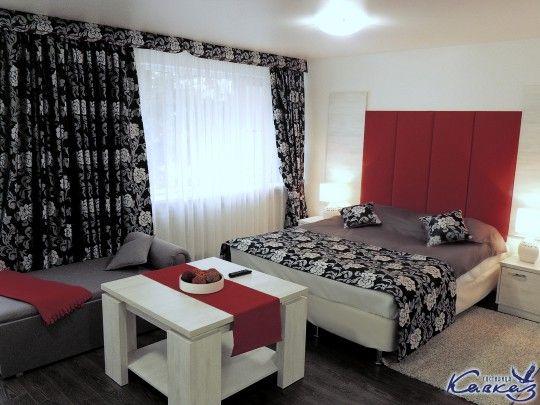 Отель Кавказ, категория джуниор сюит № 408