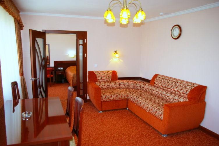 Отель Кавказ, категория люкс №407