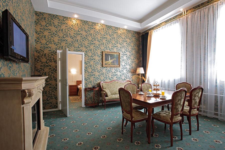 Отель Лефортово, категория люкс  3-комнатный