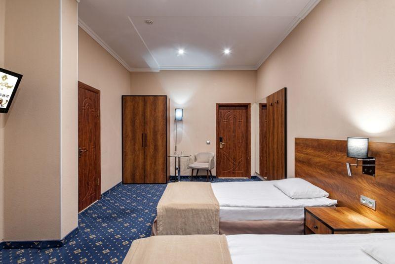 Отель Роял, категория стандарт 2-местный