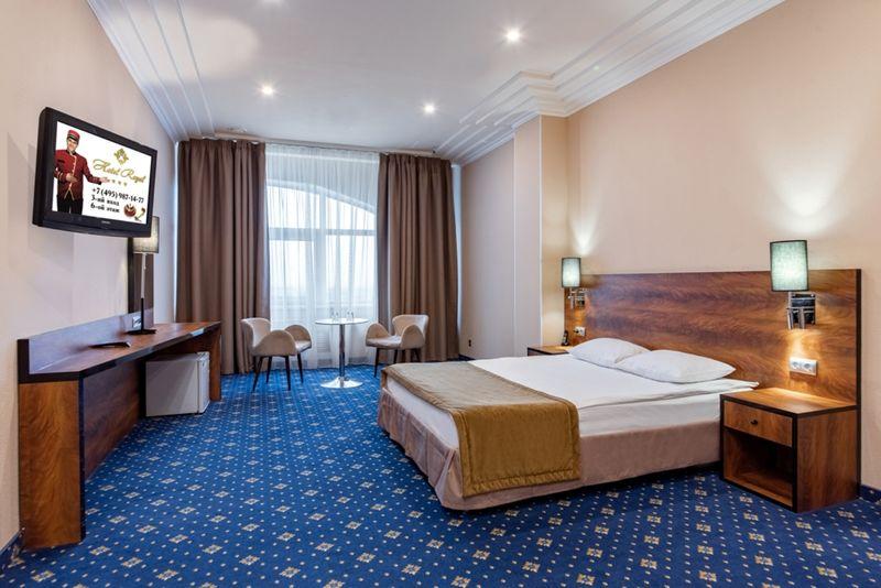 Отель Роял, категория бизнес 2-местный