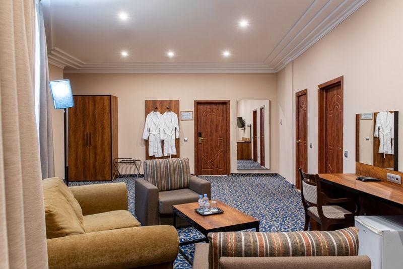 Отель Роял, категория люкс 1