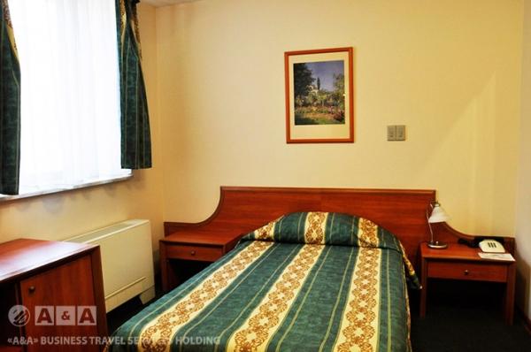 Отель Виктория Палас, категория стандарт 2-местный Две одноместные кровати