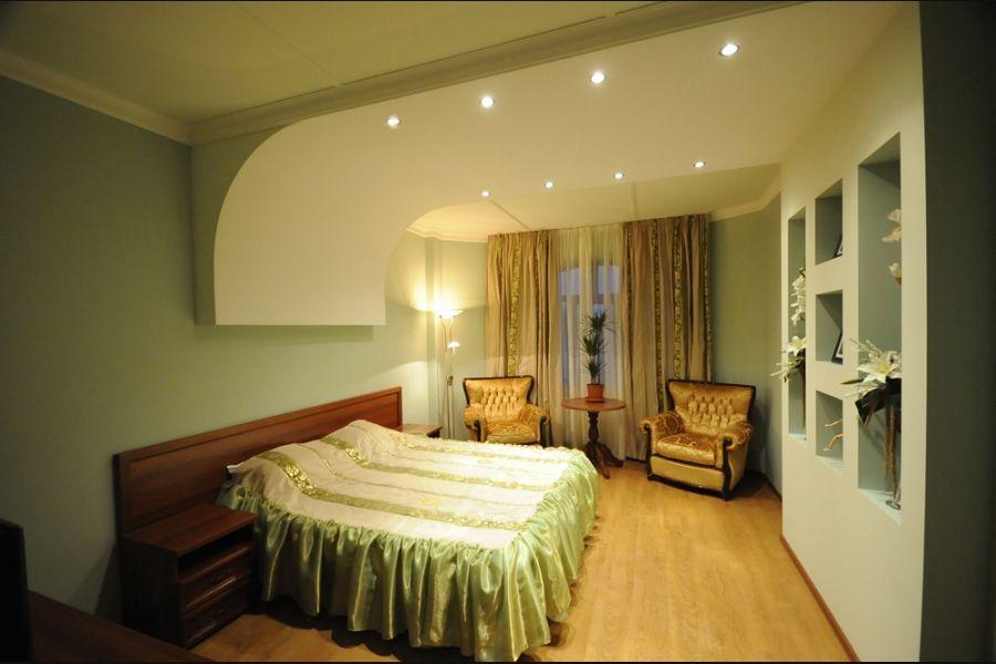 Отель Мальдини, категория стандарт  2-местный dbl