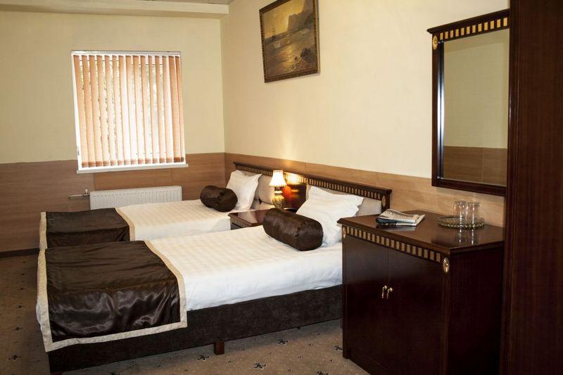 Отель Сокольники, категория стандарт 2-местный twin