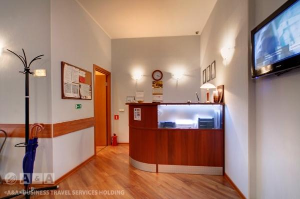 Отель Соната на Фонтанке, фото 1