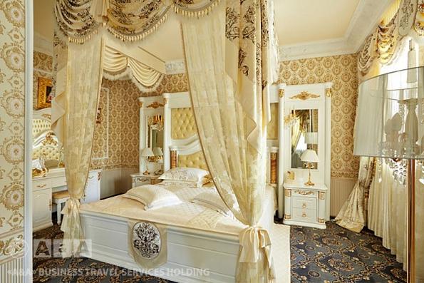 Отель Грин Хауз, категория Suite Luxury King