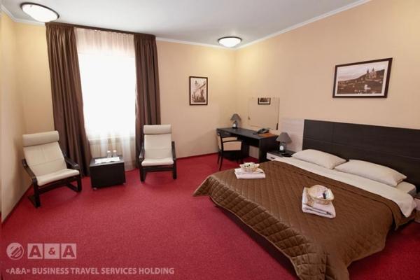 Отель Парк-отель Прага, фото 1