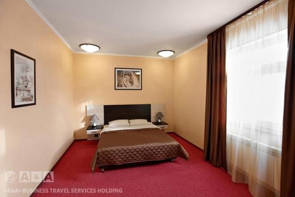 Отель Парк-отель Прага, категория люкс