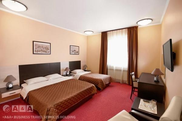 Отель Парк-отель Прага, категория комфорт семейный