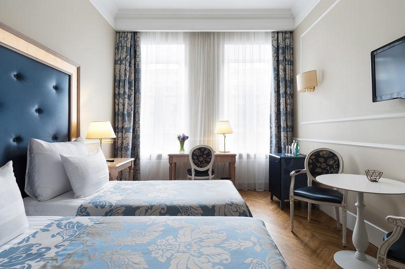 Отель Деметра Арт Отель, категория классический twin