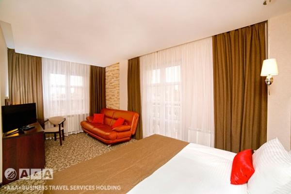 Отель Вилла Марина, категория комфорт с балконом
