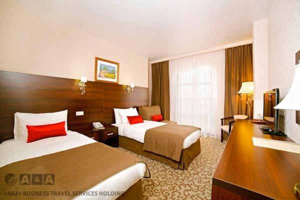 Отель Вилла Марина, категория стандарт +