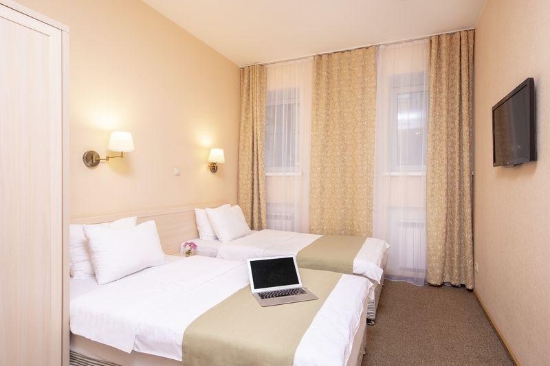 Отель Дворы Капеллы, категория стандартный 2-местный