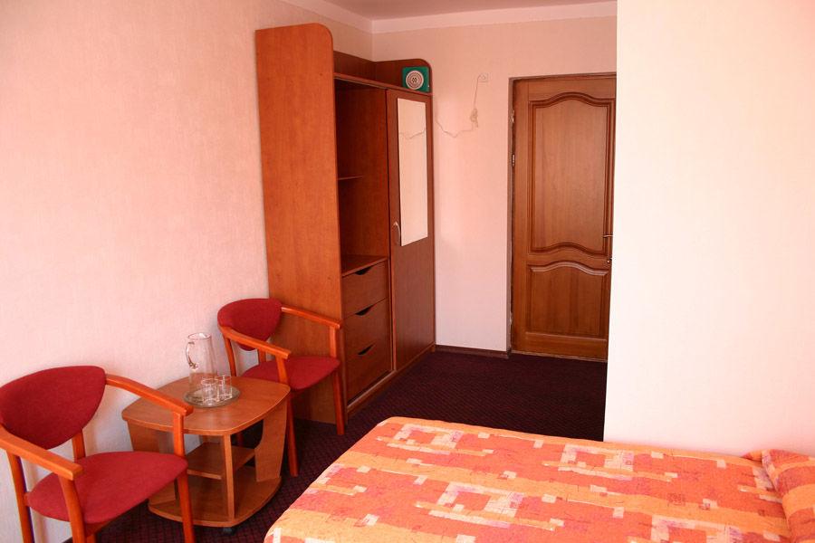 Отель Восход, категория 1-местный одноместный 1 категория