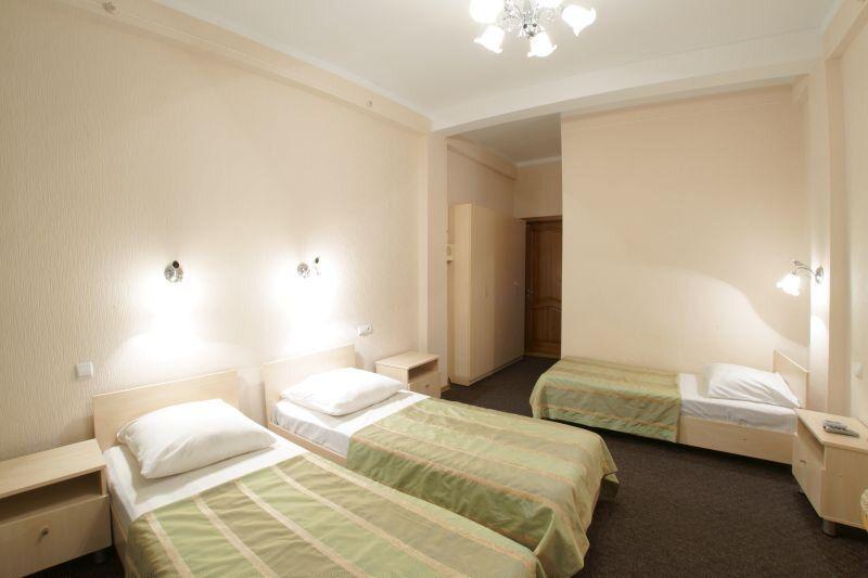 Отель Восход, категория 2-местный двухместный 1 категория