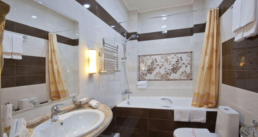 Отель Амичи Гранд Отель, категория люкс