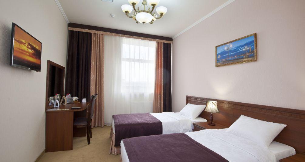 Отель Амичи Гранд Отель, категория стандарт (twin)