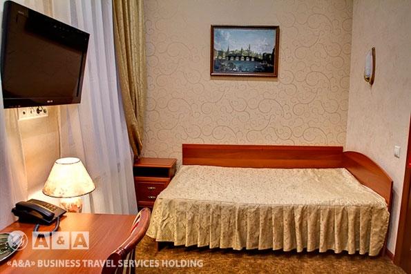 Отель Суворовская, категория 1-местный бизнес