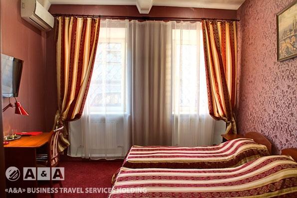 Отель Суворовская, категория 2-местный бизнес twin