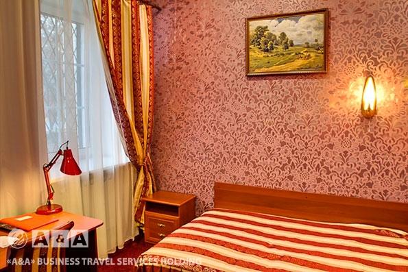 Отель Суворовская, категория 2-местный бизнес dbl