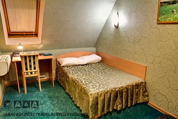 Отель Суворовская, категория 1-местный стандарт