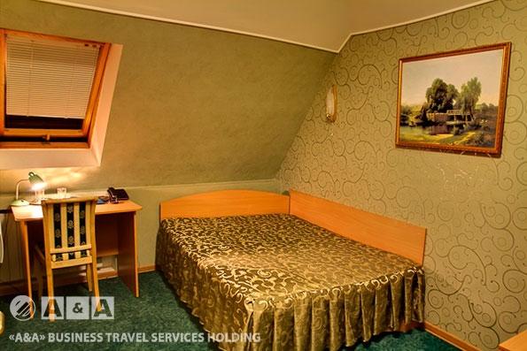 Отель Суворовская, категория 2-местный стандарт